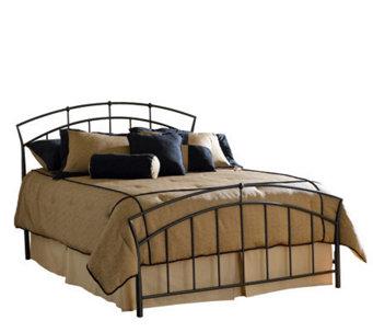 Hillsdale Furniture Vancouver Bed - King - H156370
