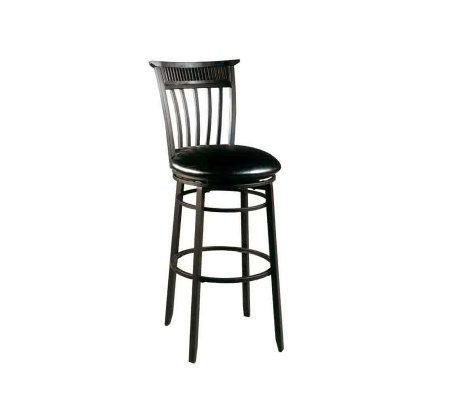 Hillsdale Furniture Cottage Swivel Bar Stool