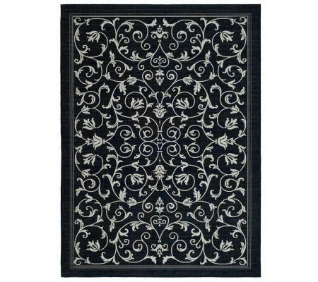 "Safavieh Courtyard Heirloom Gate 2'7"" x 5' Rug"