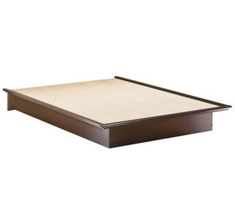 South Shore Step One Full Platform Bed - H358570