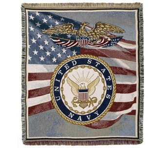 United States Navy Throw - H361670