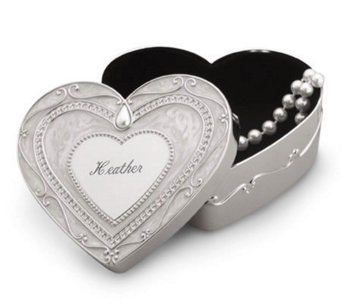 Things Remembered Personalized Heart Trinket Bo - H116271