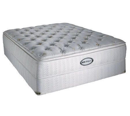 Beautyrest Roosevelt Super Pillow Top Plush Full Mattress