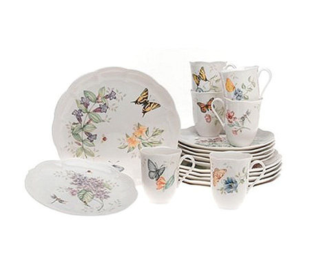 Lenox Butterfly Meadow 18 Piece Set