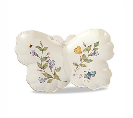 Lenox Butterfly Meadow Hors D'oeuvre Plate