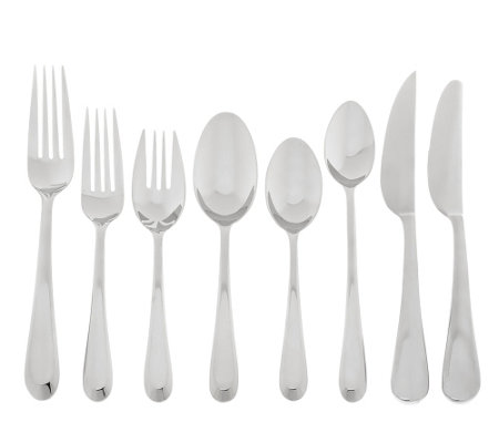 Lenox 18/10 Stainless Steel 107-piece Service for 12 Flatware Set