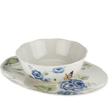 Lenox Butterfly Meadow 2-piece Completer Set