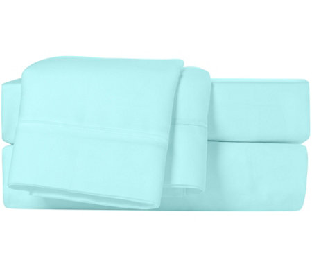 Sleep Like A King Ultimate Twin Sheet Set w/ DuPont NovaCool Fabric