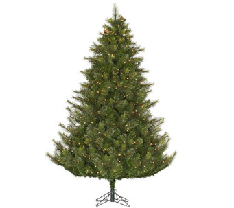 10' Prelit Modesto Mixed Pine Tree by Vickerman - H287671
