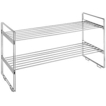 Whitmor Stackable Closet Shelves 2 Tier
