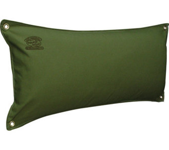 Pawleys Island Large Pillow - Leaf Green Chambray Solid - H131772