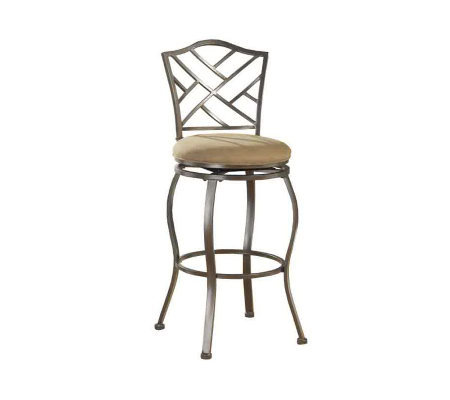 Hillsdale Furniture Hanover Swivel Counter Stool