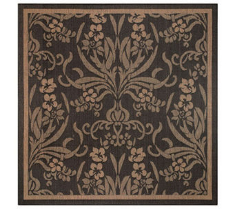 "Couristan Recife Cottage Indoor/Outdoor 7'6"" Square Rug - H175072"
