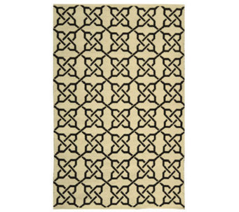 Thom Filicia 4' x 6' Tioga Recycled Plastic Outdoor Rug - H186472