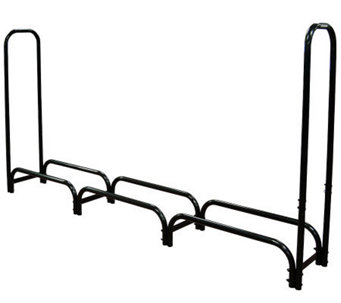 Landmann USA 8' Heavy-Duty Log Rack with Cover - H282172