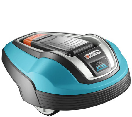 Gardena Programmable Robotic Mower, 8600 sq ft