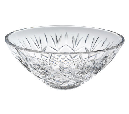 "Waterford Crystal 10"" Gallagher Bowl"