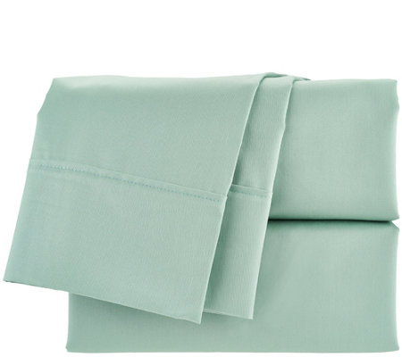 Northern Nights Wrinkle Defense 400TC 100% Cotton Sheet Set