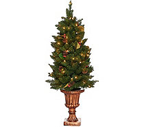 Bethlehem Lights Prelit 4' Canterbury Urn Tree - H209573