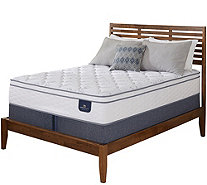 Serta Perfect Sleeper Freeport Eurotop Split QN Mattress Set - H213373