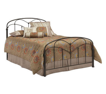 Fashion Bed Group Pomona Hazelnut King Bed - H281073