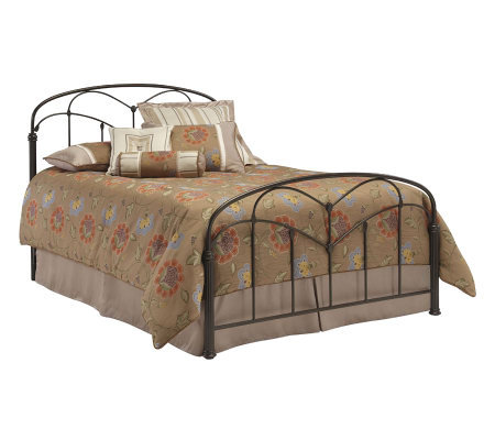 Fashion Bed Group Pomona Hazelnut King Bed