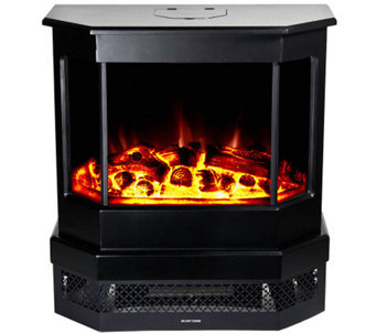 Warm House Cleveland Floor-Standing Electric Fireplace - H281873