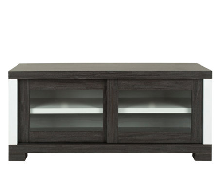 Southeast Asia Davis Sliding Door TV Cabinet