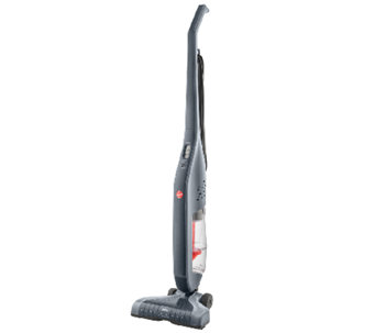 Hoover floor cleaners bagless vacuums more qvc hoover sh20030 corded cyclonic stick vacuum h284273 tyukafo