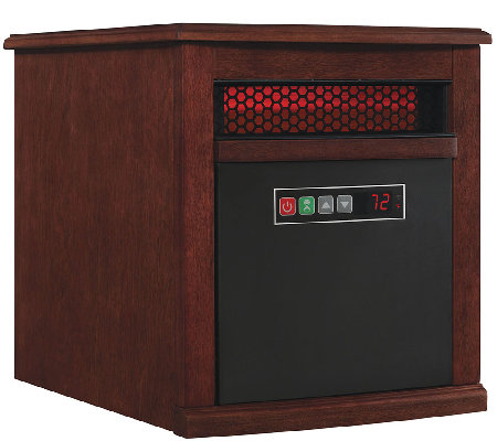 Duraflame PowerHeat Portable Infrared Zone Heater with Remote