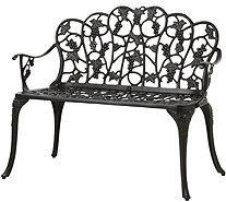 Plow & Hearth Grapevine Garden Bench - H289373