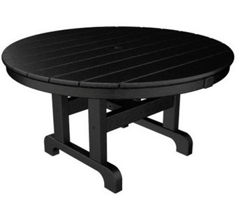 "POLYWOOD Traditional Round 36"" ConversationTable - H349873"