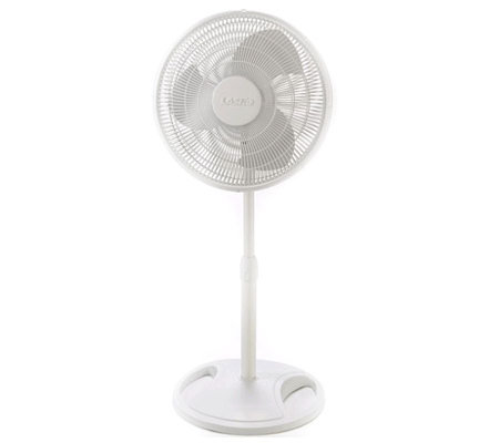 "Lasko 16"" Oscillating Stand Fan"