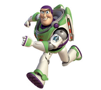 RoomMates Toy Story Buzz Peel & Stick Giant Wall Decals - H186174