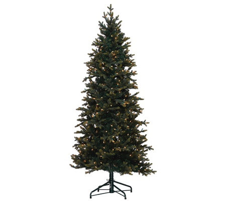 Bethlehem Lights 5' Hartford Spruce Christmas Tree w/Instant Power