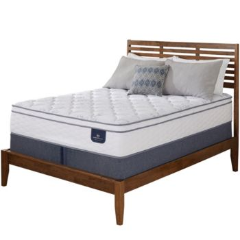 Serta Perfect Sleeper Freeport Eurotop King Mattress Set