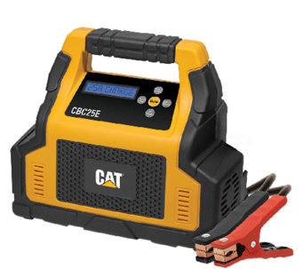 CAT 25-Amp Professional Battery Charger - H284974