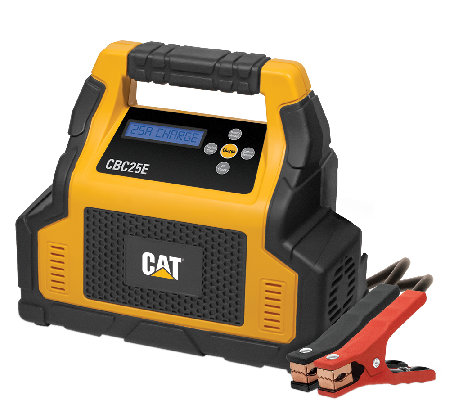 CAT 25-Amp Professional Battery Charger