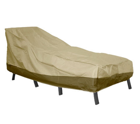 Sure Fit Chaise Lounge Cover — QVC.com