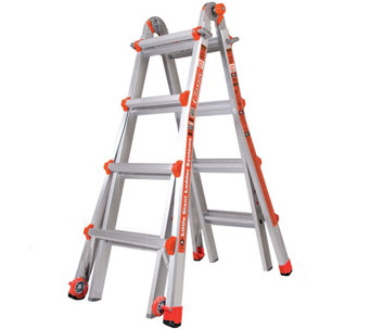 Little Giant Model 17 Multipurpose Ladder Type1A - H139275