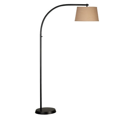 "Kenroy Home 69"" Sweep Floor Lamp"