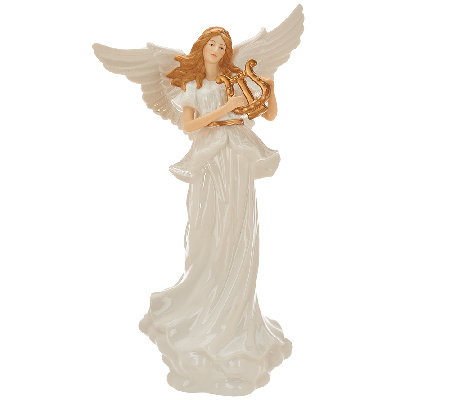Choice of Porcelain Angel Figure by Valerie