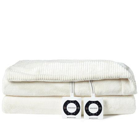 Berkshire Blanket Primalush Intellisense Full Blanket — QVC.com