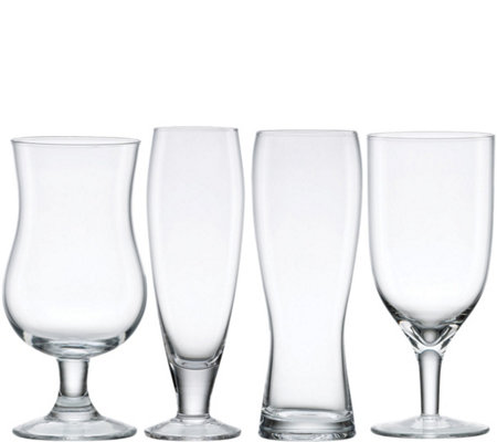 Lenox Tuscany Classics Set of 4 Craft Beer Collection Glasses