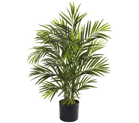 "2'6"" Areca Palm by Nearly Natural"