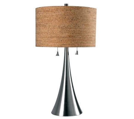 Kenroy Home Bulletin Table Lamp