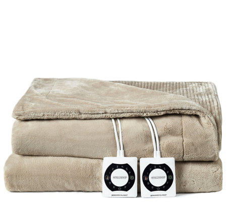 Berkshire Blanket Primalush Intellisense Queen Blanket - Page 1 ...