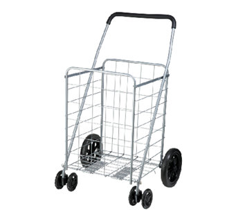 Honey-Can-Do High-Performance Folding Utility Cart - H356476