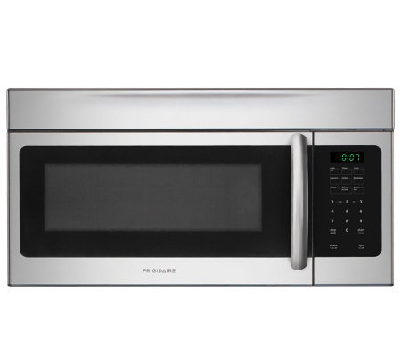 Frigidaire 1.6 Cubic Foot Over-the-Range Microwave