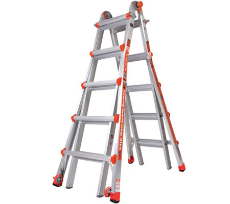 Little Giant Model 22 Multipurpose Ladder Type1A